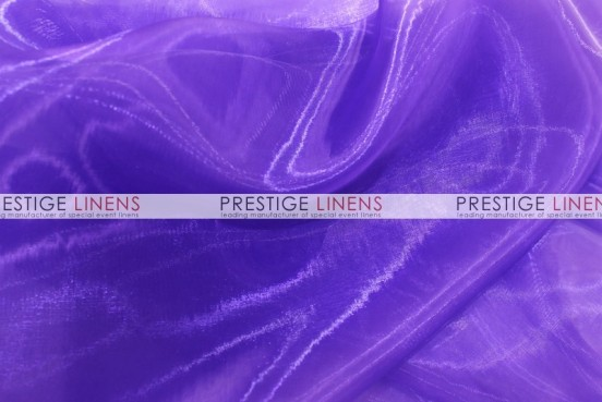 Mirror Organza Sash-1032 Purple