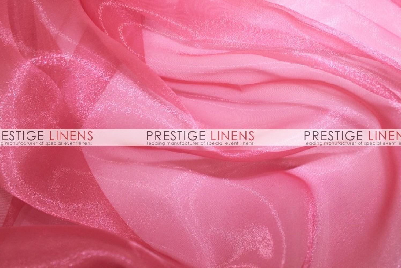 Mirror organza sash 444 lt coral prestige linens - Salon prestige organza ...