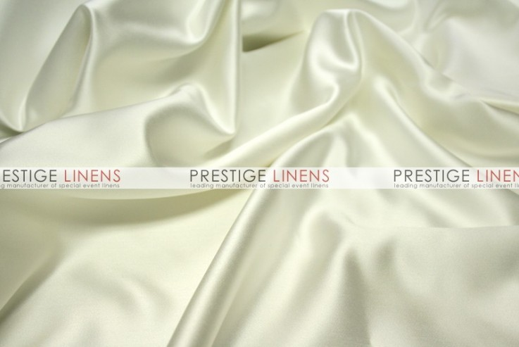 Mystique Satin (FR) Sash-Lace Ivory