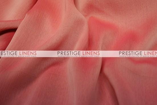 Two Tone Chiffon Sash-Coral/Pink