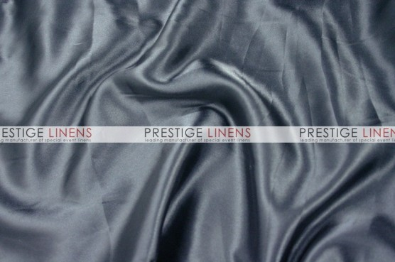 Charmeuse Satin Draping - 1139 Charcoal