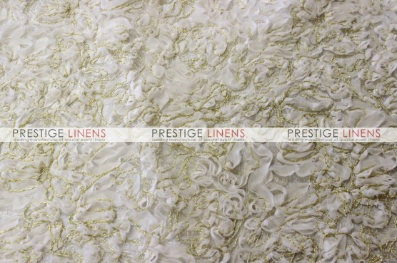 Blissfull Table Linen - Ivory