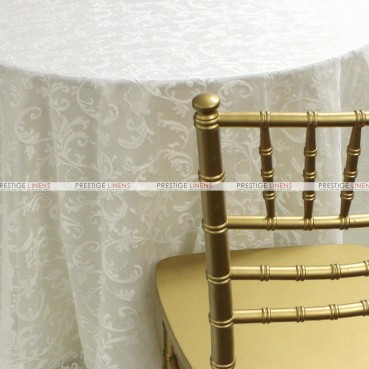 Clairemont Table Linen - Ivory