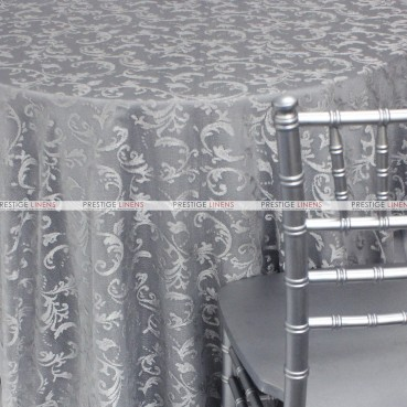 Clairemont Table Linen - Silver