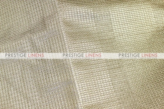 Electric Table Linen - Gold