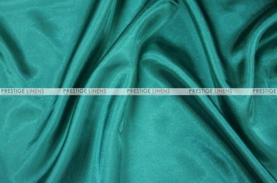 Charmeuse Satin Table Linen - 769 Pucci Jade