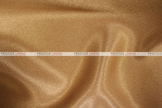 Crepe Back Satin (Japanese) Chair Cover - 226 Gold