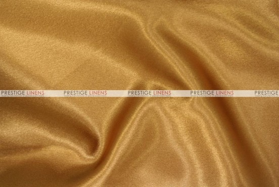 Crepe Back Satin (Japanese) Chair Cover - 227 N Gold