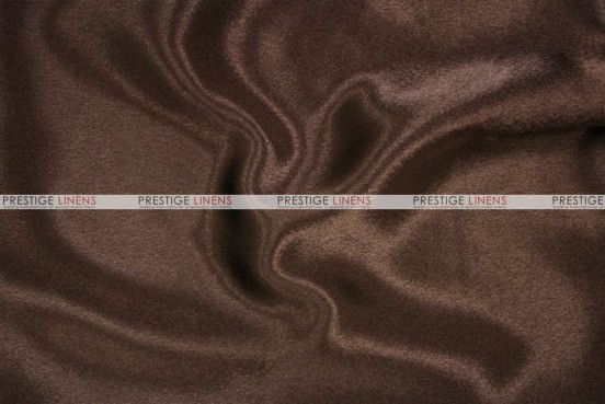 Crepe Back Satin (Japanese) Chair Cover - 333 Brown