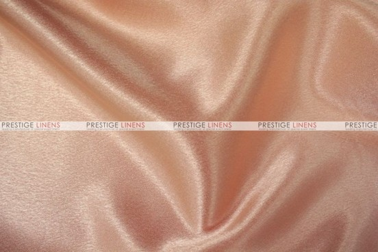 Crepe Back Satin (Japanese) Chair Cover - 430 Peach