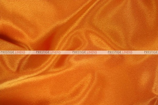 Crepe Back Satin (Japanese) Chair Cover - 431 Orange