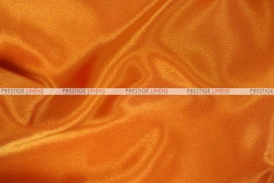 Crepe Back Satin (Japanese) Chair Cover - 431 Orange