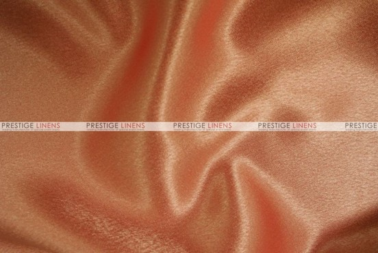Crepe Back Satin (Japanese) Chair Cover - 433 Dk Coral