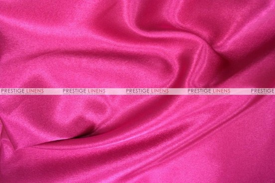 Crepe Back Satin (Japanese) Chair Cover - 528 Hot Pink
