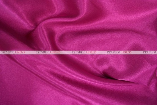 Crepe Back Satin (Japanese) Chair Cover - 529 Fuchsia