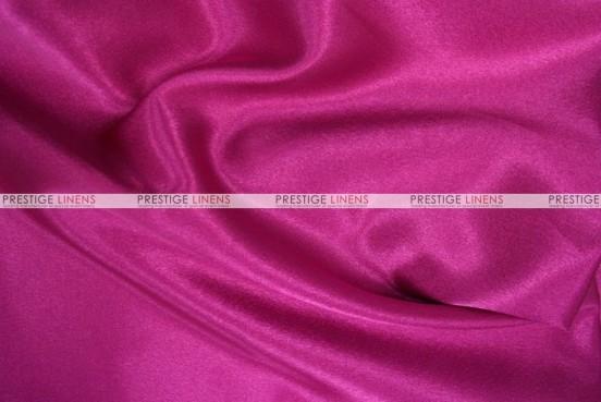 Crepe Back Satin (Japanese) Chair Cover - 529 Fuchsia