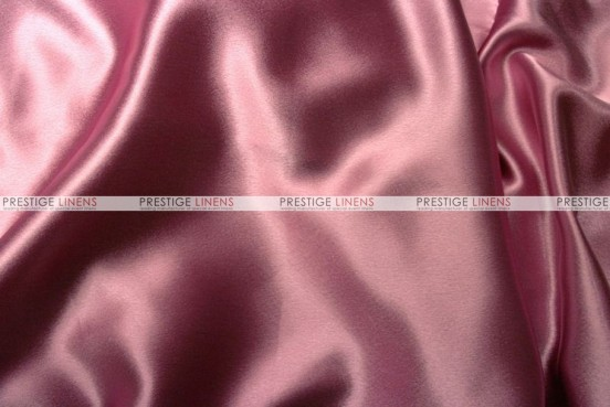 Crepe Back Satin (Japanese) Chair Cover - 530 Rose