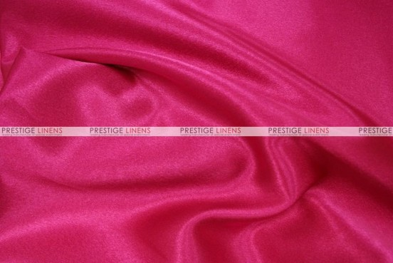 Crepe Back Satin (Japanese) Chair Cover - 556 Dk Fuchsia