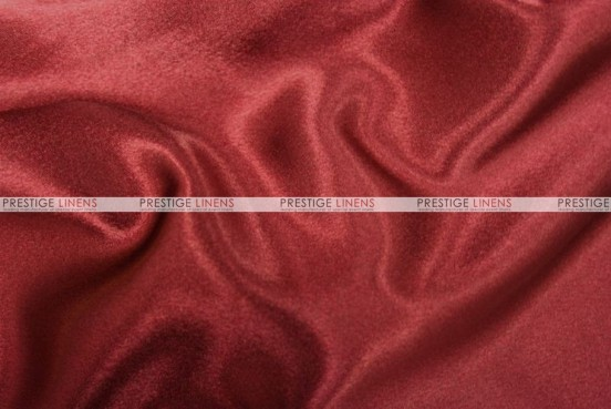 Crepe Back Satin (Japanese) Chair Cover - 627 Cranberry