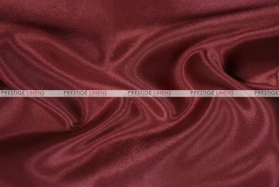 Crepe Back Satin (Japanese) Chair Cover - 628 Burgundy