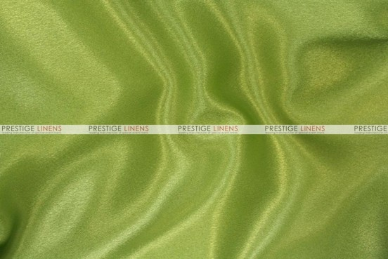 Crepe Back Satin (Japanese) Chair Cover - 726 Lime