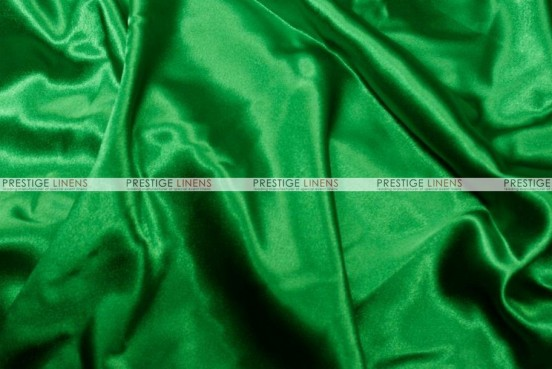 Crepe Back Satin (Japanese) Chair Cover - 755 Kelly Green