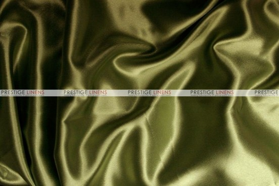 Crepe Back Satin (Japanese) Chair Cover - 830 Olive