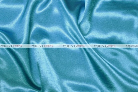 Crepe Back Satin (Japanese) Chair Cover - 927 Aqua