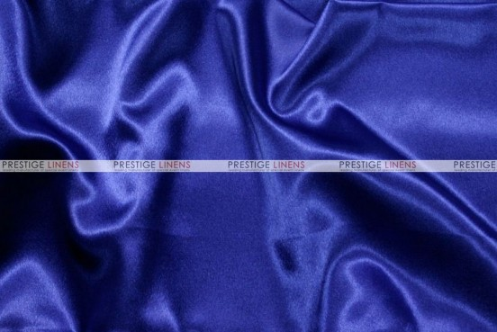 Crepe Back Satin (Japanese) Chair Cover - 933 Royal