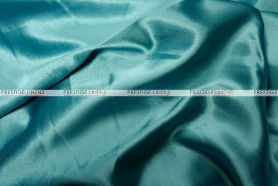 Crepe Back Satin (Japanese) Chair Cover - 938 Dk Aqua