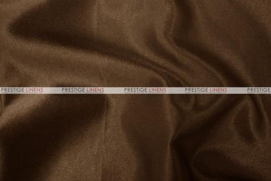 Crepe Back Satin (Korean) Chair Cover - 333 Brown