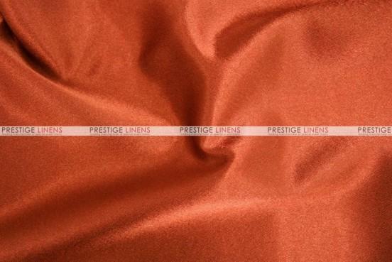 Crepe Back Satin (Korean) Chair Cover - 337 Rust