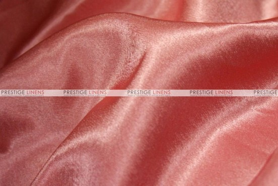 Crepe Back Satin (Korean) Chair Cover - 432 Coral