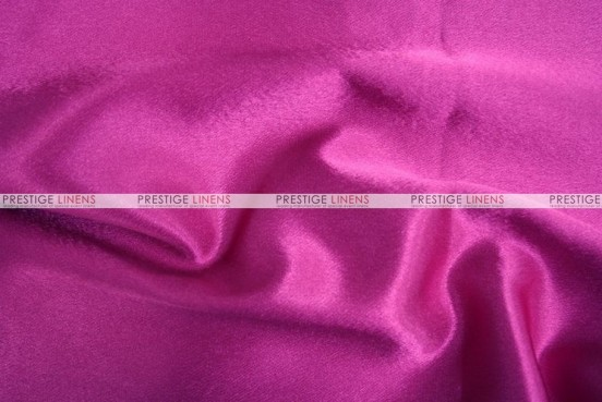 Crepe Back Satin (Korean) Chair Cover - 529 Fuchsia