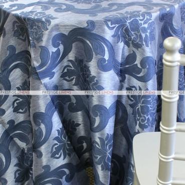 El Rey Table Linen - Navy/Navy