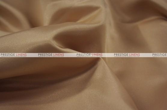 Lamour Matte Satin Chair Cover - 326 Khaki