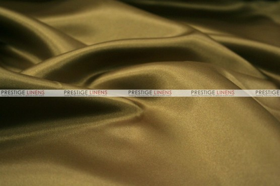 Lamour Matte Satin Chair Cover - 331 Camel
