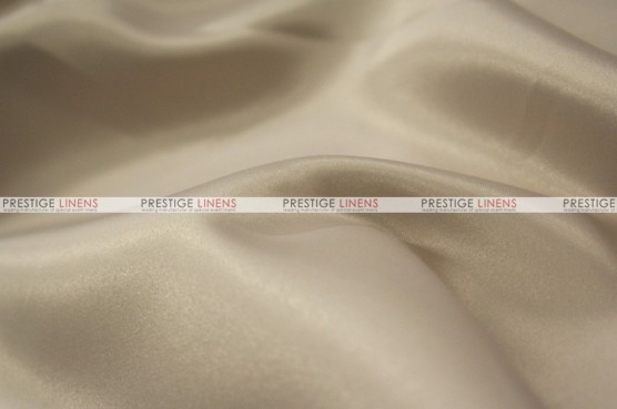 Lamour Matte Satin Chair Cover - 345 Beige