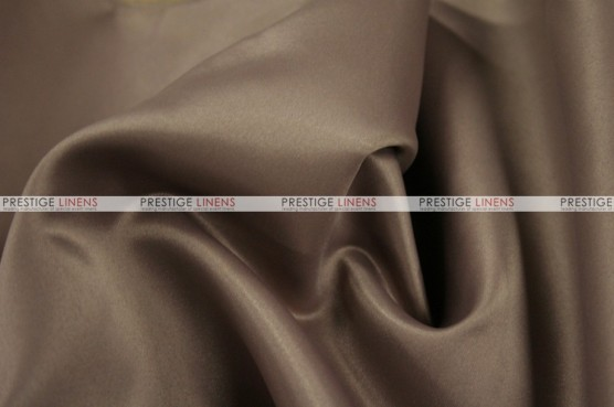 Lamour Matte Satin Chair Cover - 360 Latte