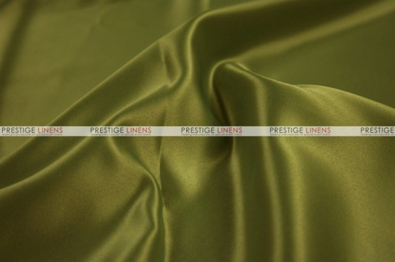 Lamour Matte Satin Chair Cover - 830 Olive