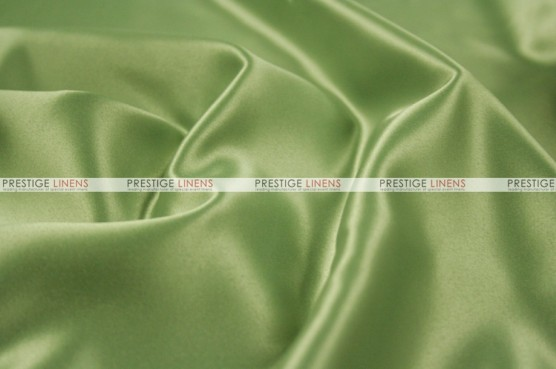 Lamour Matte Satin Chair Cover - 835 Lt Sage