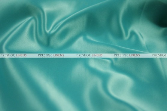 Lamour Matte Satin Chair Cover - 936 Lt Aqua