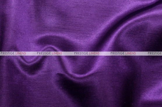 Shantung Satin Chair Cover - 1034 Plum