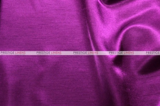 Shantung Satin Chair Cover - 1049 Jewel Purple