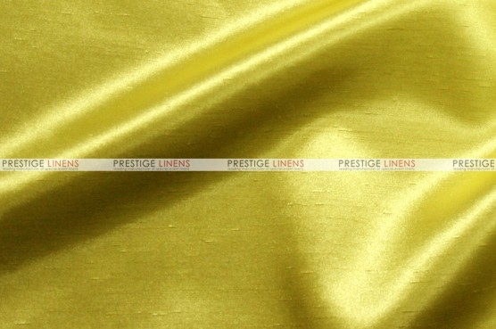 Shantung Satin Chair Cover - 426 Yellow