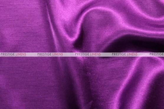 Shantung Satin Chair Cover - 562 Pucci Fuchsia