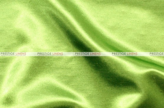 Shantung Satin Chair Cover - 726 Lime