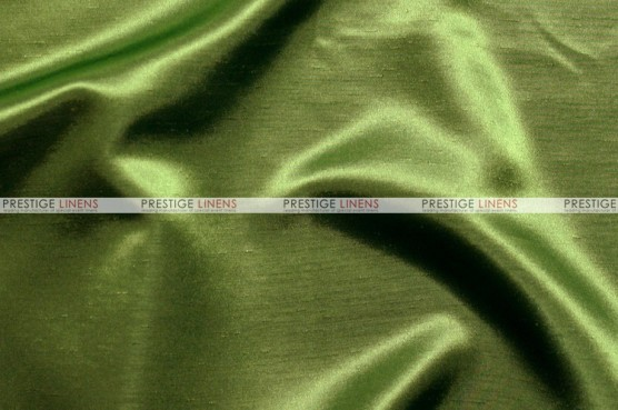 Shantung Satin Chair Cover - 749 Dk Lime
