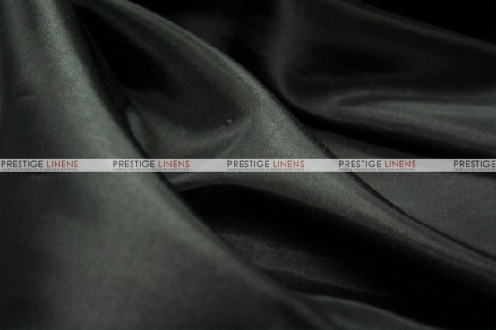 Solid Taffeta Chair Cover - 1127 Black