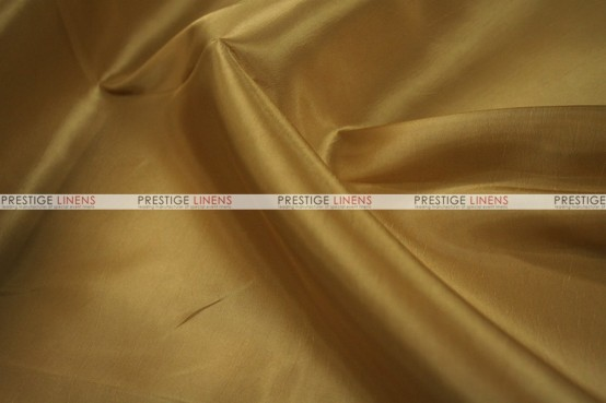 Solid Taffeta Chair Cover - 229 Dk Gold
